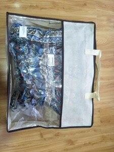 Image 5 - Sunnyrain 1の綿リネン三角クッションスロー枕背もたれベッド