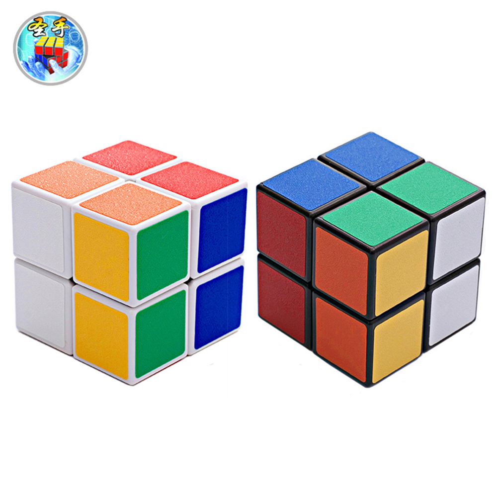 Shengshou 2*2*2 Speed Cube Puzzle Sengso Cubo Magico Toys Game Cubes For Kids