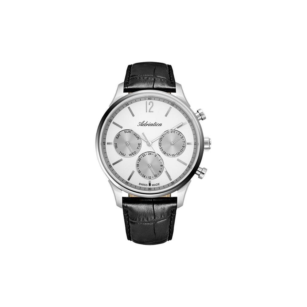 Наручные часы Adriatica A8271-5253QF мужские кварцевые