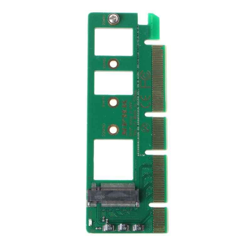 2020 新 M.2 NVMe SSD NGFF pcie 3.0 × 4 × 16 PCI Express アダプター拡張カードコンバータ