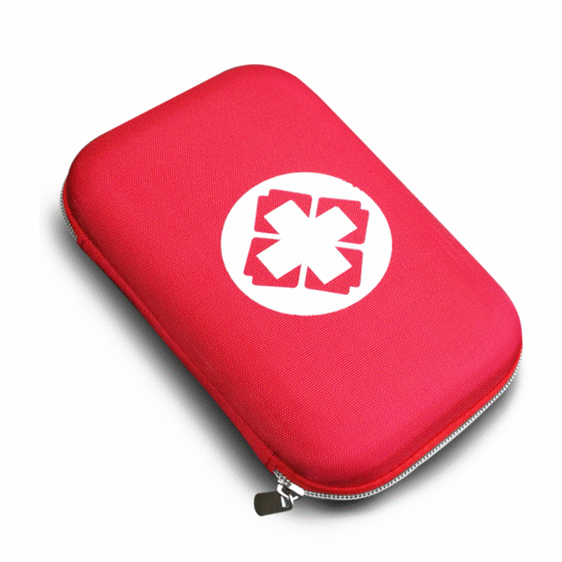 Emergency Medical Survival Treatment Rescue Box First Aid Kit Waterproof EVA Bag Person Portable Outdoor Travel Drug Pack Kits 2