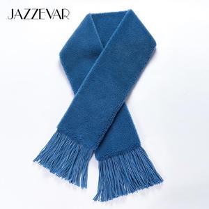 Image 4 - Jazzevar 2020冬の新ファースカーフテディ拡幅厚いテディベアスカーフ