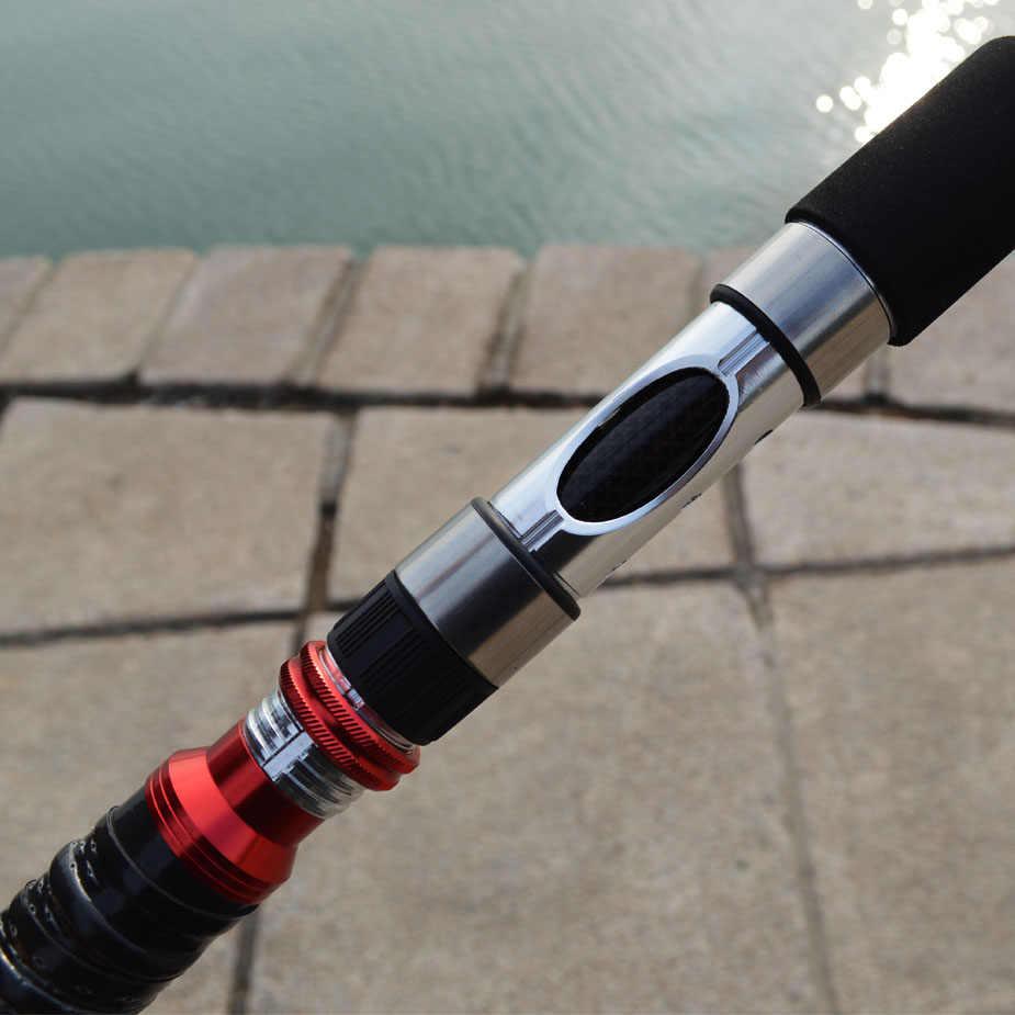 Toma 1.8M 1.95M 2.1M Spinning Zee Hengel Jigging Carbon Fiber 30 Ton Zoutwater Bass Trolling boot Hengel 30-50Lb