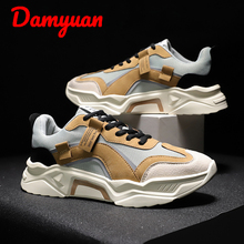 Damyuan 2019 Hot Selling In Winter Sneakers Fashionable Comfortable, Non-skid, Warm Outdoor Walking and Leisure Running Shoes
