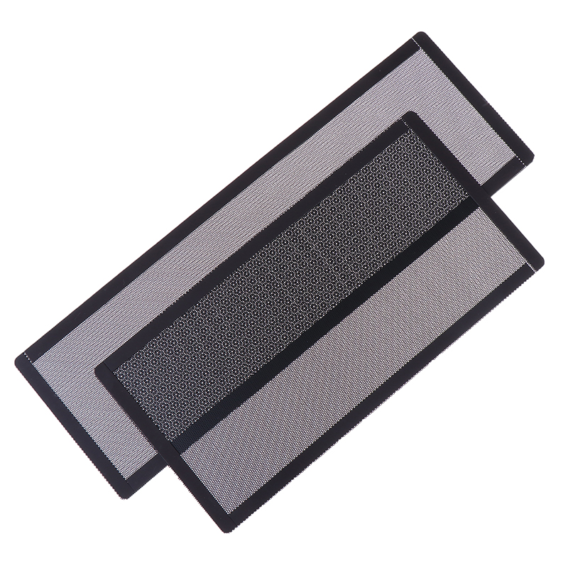 PC Case Cooling Fan Magnetic Dust Filter Mesh Net Cover Computer Guard Dust Covers