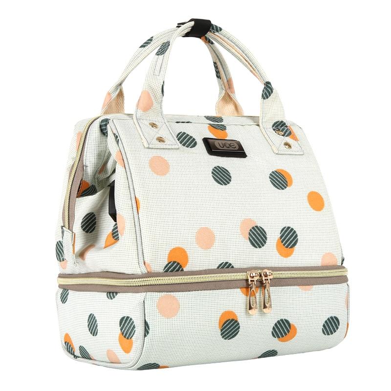 Backpack Diaper Bag Baby Bags For Mom Mummy For Stroller Maternity Waterproof Handbag Nappy Bag Multifunction
