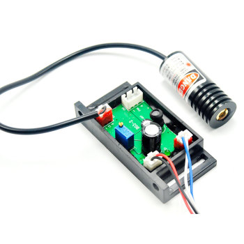 цена на 12VDC 100mw 650nm Red Dot Laser Diode Module Point Laser Lights 18x45mm TTL Driver