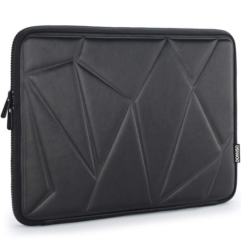 10 13 14 <font><b>15.6</b></font> Inch Shock Resistant <font><b>Laptop</b></font> Sleeve Protective <font><b>Case</b></font> Waterproof <font><b>Laptop</b></font> Bag for Macbook <font><b>Acer</b></font> HP Black image