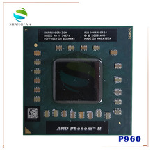 Processeur AMD Phenom Quad core P960 HMP960SGR42GM CPU, 1.8G, prise 2M, CPU Notebook S1