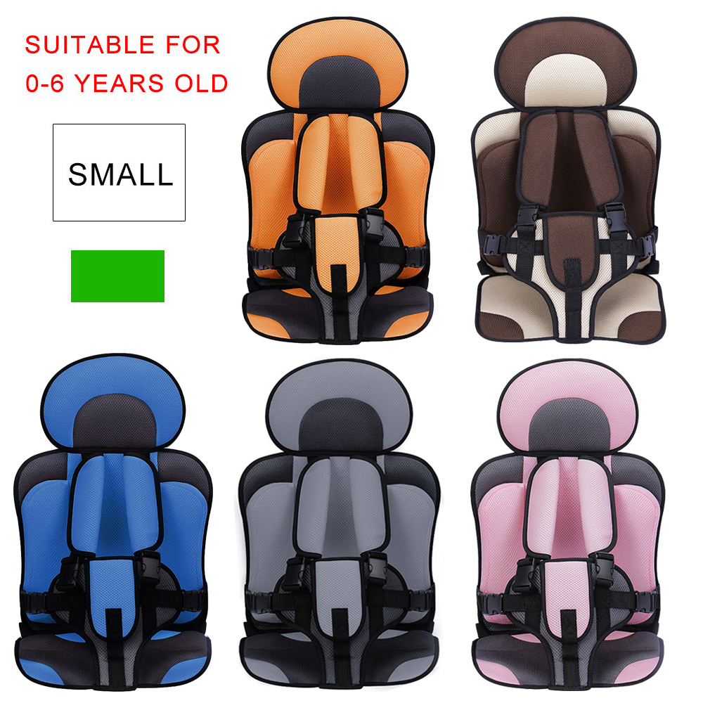 Adjustable Baby Seat 0-6 Years Old Portable Child Seat Travel Baby Seat Covers Baby Chair Stroller Seat Pad Safety Kids Cushions