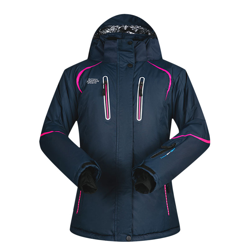 Ski Jackets Women Winter New Super Thermal Waterproof Windproof Outdoor Female Snow Hiking Skiing And Snowboarding Jacket Brands