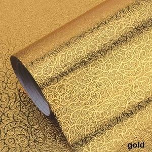 Image 1 - 40x100cm szafka kuchenna naklejka ścienna anty olejowa wodoodporna aluminiowa naklejka foliowa ochrona mebli naklejki ścienne z PVC