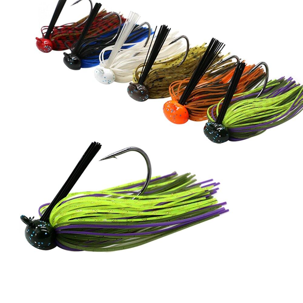 JonStar 3pcs/lot 12G Finesse Chatter bait spinnerbait fishing lure Buzzbait wobbler chatterbait for bass pike walleye fishing-3