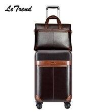 Чемодан, мужской багажный набор, чемодан на колесиках для работы на колесиках дорожная для багажа, багажная емкость, чемодан-интернат