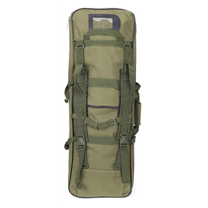 Image 3 - 94 Cm Tactical Gun Carry Schouder Rugzak Jacht Airsoft Paintball Rifle Case Nylon Zware Sport Bag