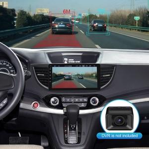 Image 4 - HONDA/CRV/CR V 용 idar r 자동차 라디오 2012 2016 2 din Android 9 Autoradio 멀티미디어 GPS DVR 카메라 RAM 2GB ROM 32GB USB 라디오 IPS
