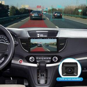 Image 4 - Rádio do carro de isudar para honda/crv/CR V 2012 2016 2 din android 9 autoradio multimídia gps dvr câmera ram 2gb rom 32gb usb rádio ips