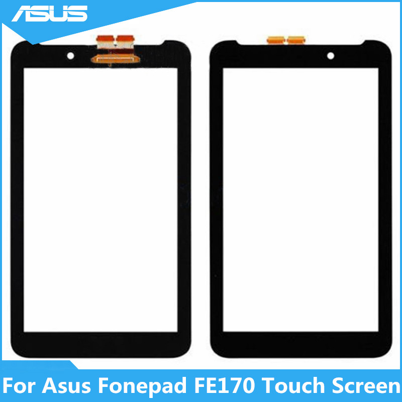 For <font><b>Asus</b></font> Fonepad FE170 Touch Scren Digiziter For <font><b>asus</b></font> Fonepad 7 <font><b>K012</b></font> ME170 FE170CG Touch screen digitizer Replacement Parts image