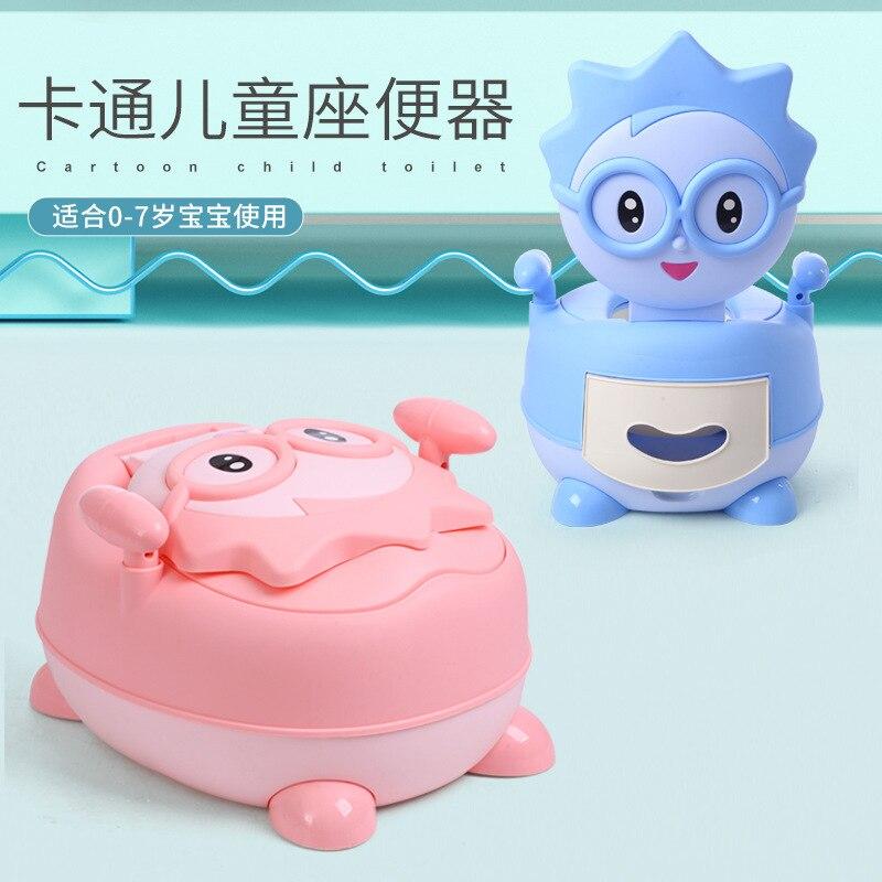 Large Size CHILDREN'S Toilet Pedestal Pan Women's Infant Potty Kids Boy Urinal Children CHILDREN'S Urine Barrel