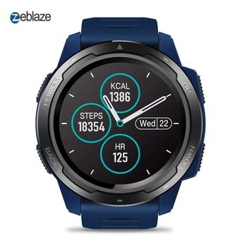 New Zeblaze VIBE 5 IP67 Waterproof Heart Rate Long Battery Life Color Display Screen Multi-sports  Smart Watch Men