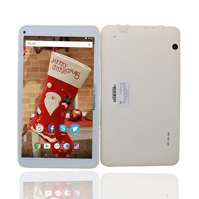 7 дюймов Y700 RK3126 планшетный ПК 1 Гб + 8 Гб Android6.0 Quad core 1024*600 PIX Bluetooth WI-FI двойная камера Белый планшетный ПК