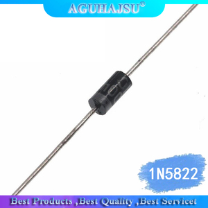 20PCS 1N5822 DO-27 IN5822 Schottky Diode 3A 40V DIP Wholesale Electronic