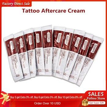 100PCS Vitamin A&D Ointment After Cream For Tattoos Care Skin Repair VA VD Body Art Healing Permanent Makeup Tools - discount item  37% OFF Tattoo & Body Art