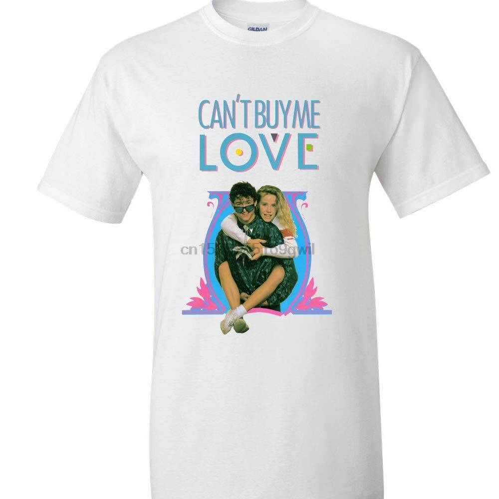 Cant Buy Me Love T-Shirt 80S Romantic Comedy Movie Patrick Dempsey image