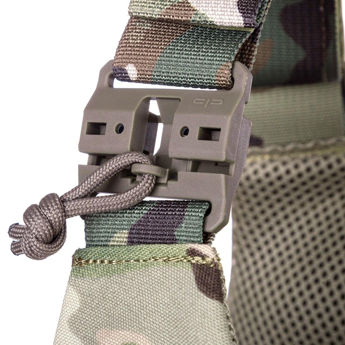 Dmgear fivela magnética placa transportadora caça tático
