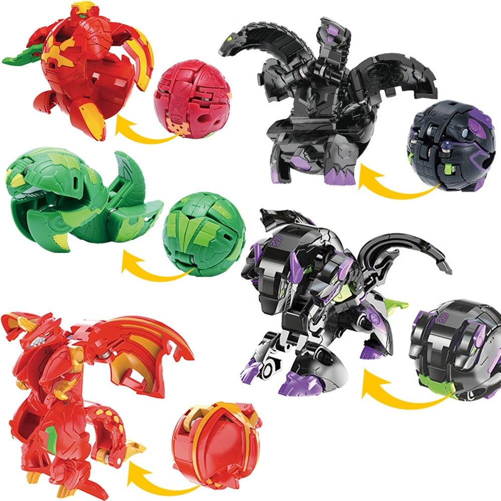 Takara Tomy Battle Planet Toys Dragonid Ball Bakugan Brawlers Starter Pack Spining Top Game For Children