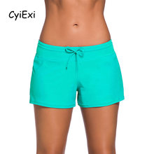 Cyiexi размера плюс женское бикини нижняя одежда для плавания