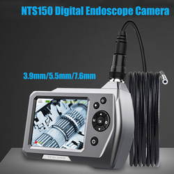 Teslong NTS150 Hd Digitale Endoscoop Camera 1.0mp Hd 3.5 ''Screen Inspectie Camera Slang Buis Camera Met 6 Led IP67 borescope