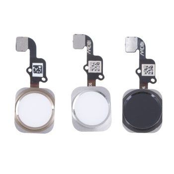for Phone 6 6plus 5s 8 8plus Touch ID Sensor Home Button Key Flex Cable Replacement 1pcs image
