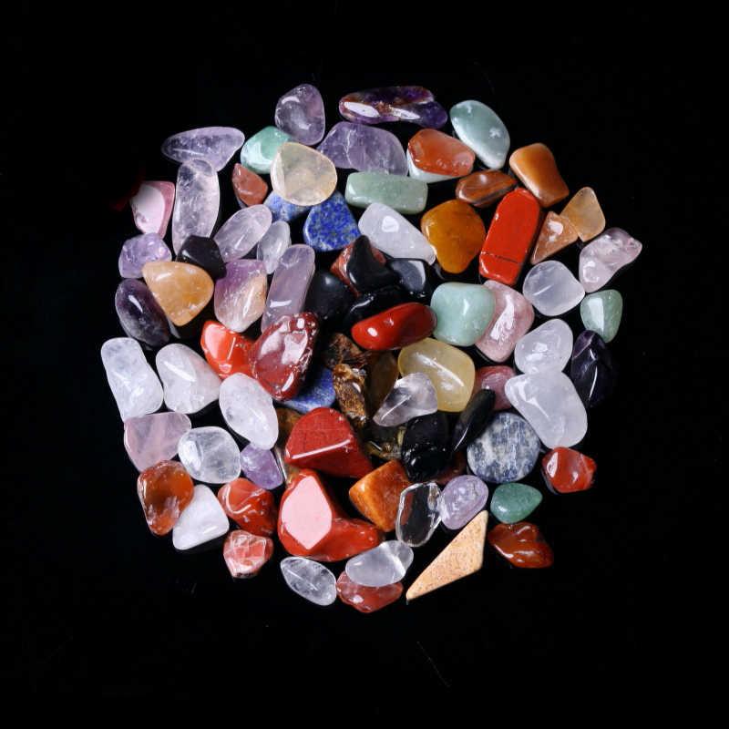 50G 3 Kích Thước Tự Nhiên Mix Thạch Anh Đá Pha Lê Đá Sỏi Mẫu Vật Bình Trang Trí Đá Tự Nhiên Và Khoáng Chất