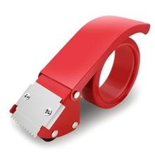 Packaging tape dispenser for sealing packing tape dispenser for seating adhesive tapes packing dispensers for office tape holder