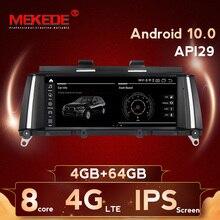 เครื่องเล่นมัลติมีเดียสำหรับรถยนต์BMW X3 F25 (2010 2016) X4 F26 (2014 2016) original CIC/NBTรถนำทางGPS FM Bluetooth AVIN