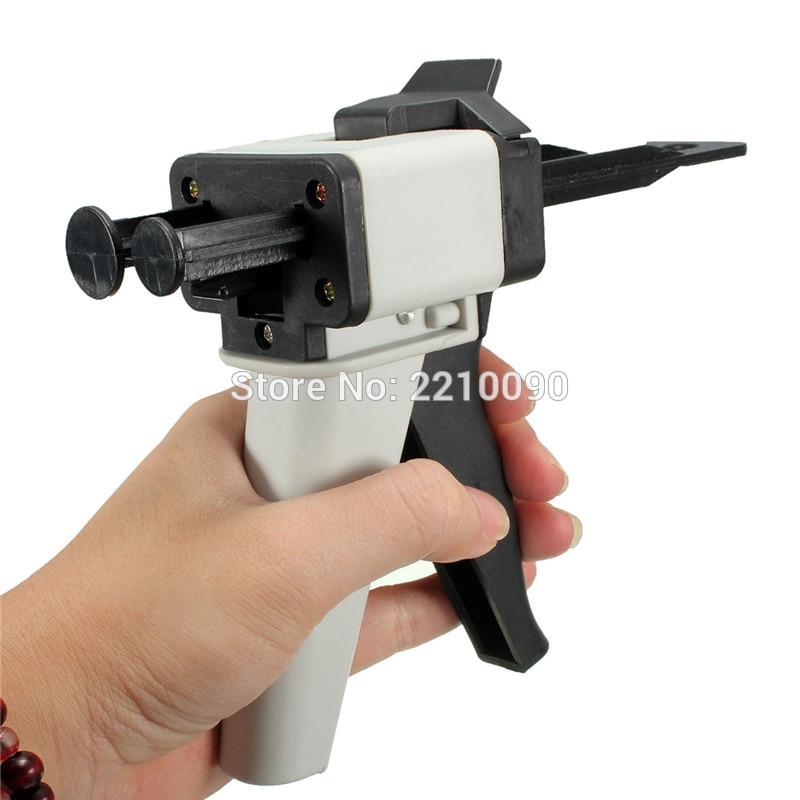 Raccord universel 11 rapport dentaire pour distributeur de mélange dimpression distribution pistolet à calfeutrer 50ml équipement dentaire