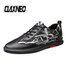 Buy CLAXNEO Man Shoes Fashion Male Leather Shoe Casual Sneakers Autumn Men's Walking Footwear directly from merchant!