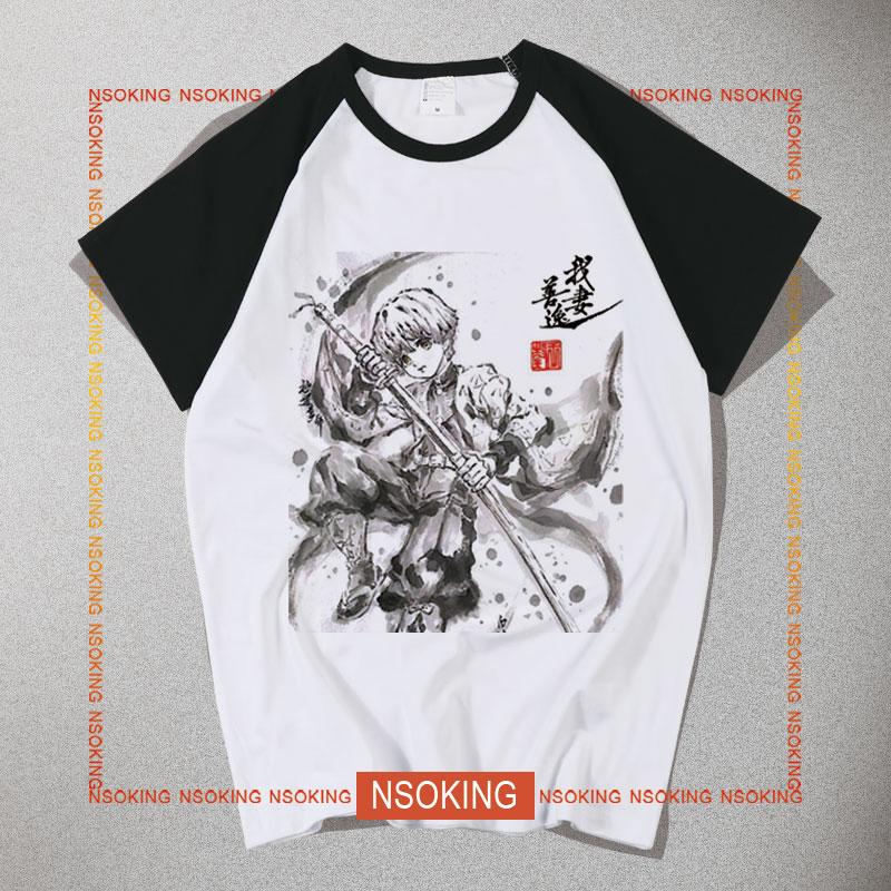 鬼灭之刃新T恤模板05
