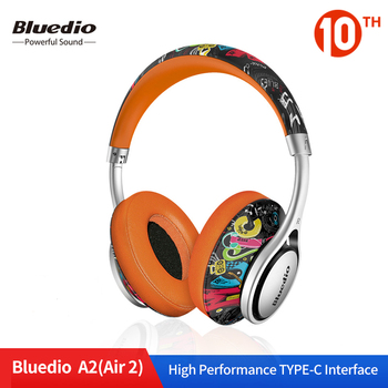 Original Bluedio A2 Bluetooth Headphones/Headset Fashionable Bluetooth Stereo Wireless Headphones for Phones and Music