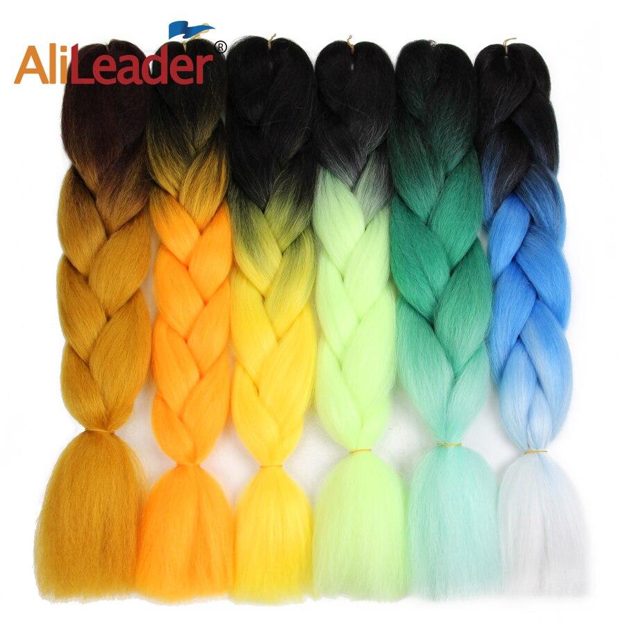 Braids Extension Crochet Jumbo