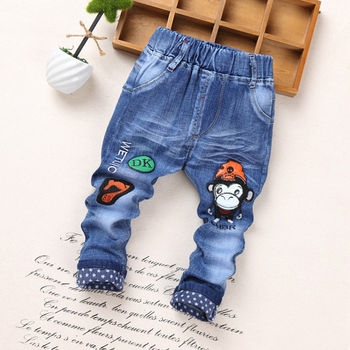 Baby Boys Denim Jeans