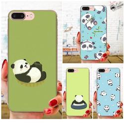 На Алиэкспресс купить чехол для смартфона cartoon panda for huawei honor mate nova note 20 20s 30 5 5i 5t 6 7i 7c 8a 8x 9x 10 pro lite play design high quality phone case