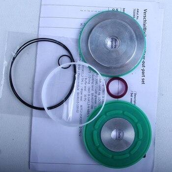 Festo pneumatic ADN/AEN-80-P-A Mat.-Nr .:673627 Cylinder Seal Repair Kit Wear out part set/Set wear parts/Set of wearing parts dseu 32 10 p a dseu 32 25 p a dseu 32 50 p a dseu 32 75 p a festo mini cylinder pneumatic tool