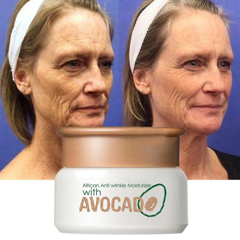 Moisturizer Cream Face Hydration Moisturizers Skin Care Avocado Day Anti-aging Creams