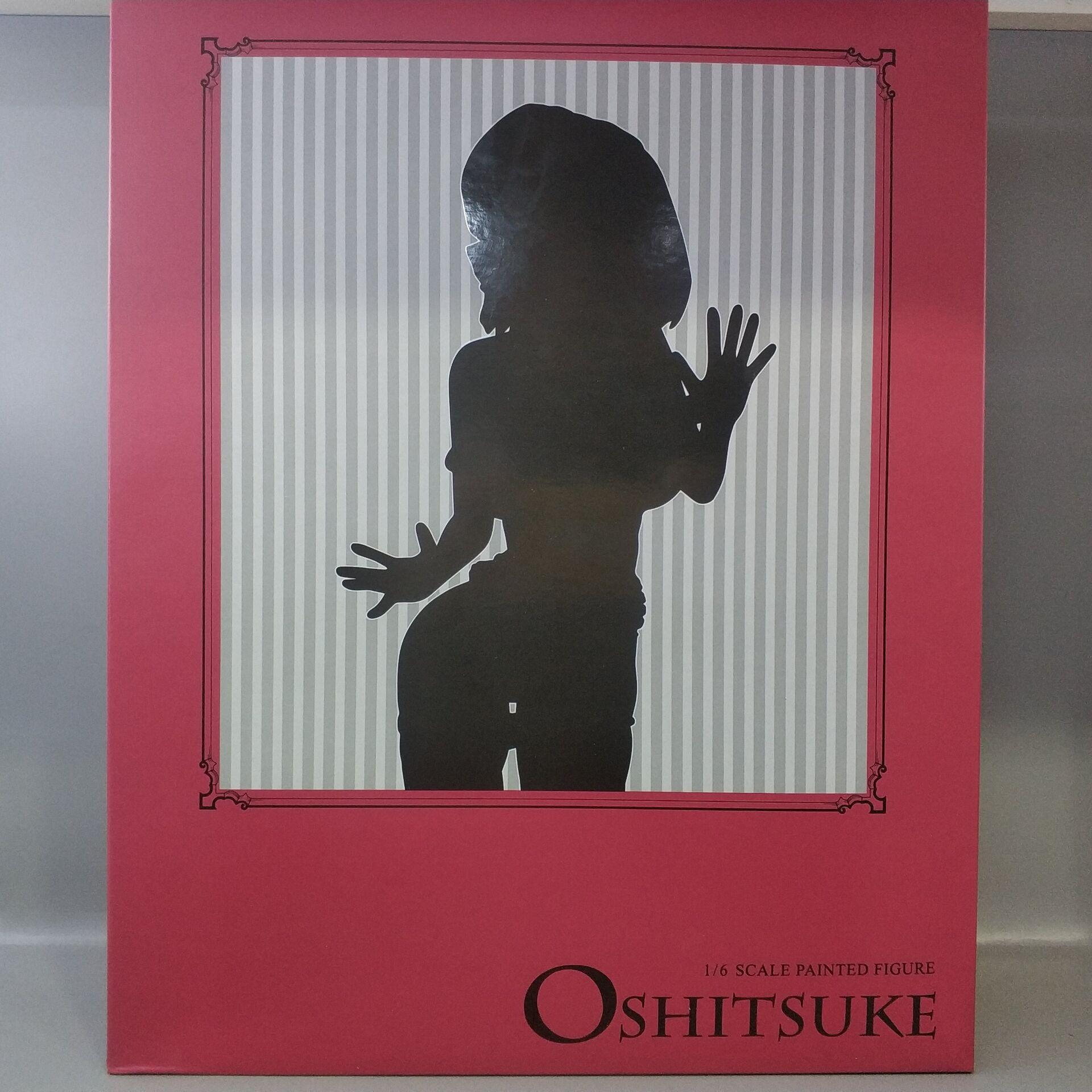 Diffuse un Excellent Anime oshisuke autocollants verre de fille shi hui natif Kit de Garage Social modèle ornements