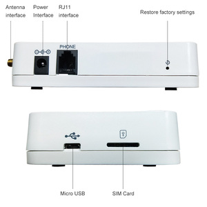 Image 3 - GSM 850/900/1800/1900MHZ telefon stały terminal bezprzewodowy system alarmowy PABX czysty głos stabilny sygnał lądowy moduł