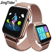 Y6 pro pulseira inteligente ip67 à prova dip67 água freqüência cardíaca monitor de oxigênio pressão arterial esporte relógio inteligente fitness rastreador para android ios