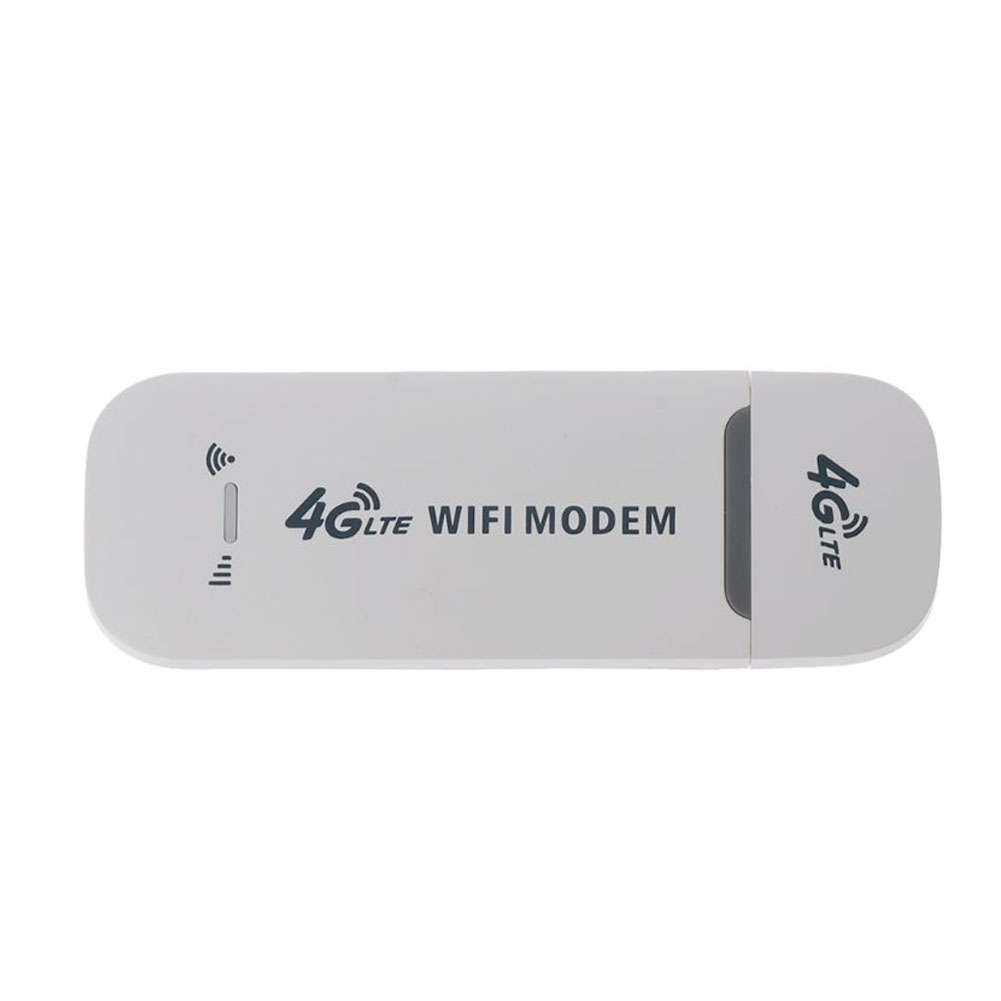 4G WiFi Router 150Mbps USB Modem Wireless Broadband Mobile Hotspot LTE 3G 4G Unlock Dongle with SIM Slot Stick Date Card
