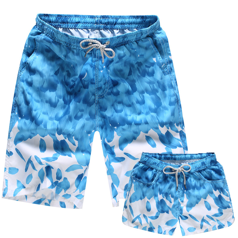 2019 Summer New Style Men COUPLE'S Large Size Fashion For Men And Women Summer Shorts